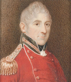 Governor Lachlan Macquarie, 1819