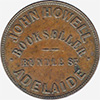 John Howell, Bookseller & Printer, Adelaide, South Australia