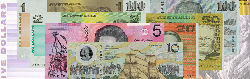 Rarest and most valuable Australian decimal banknotes