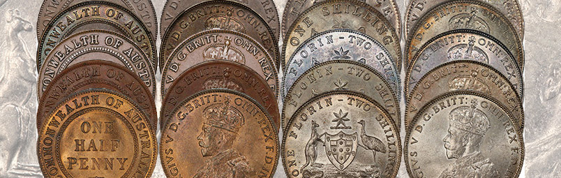 Top 10 most valuable and rare pre-decimal australian circulating coins